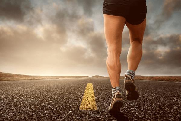 бег и снижение веса
